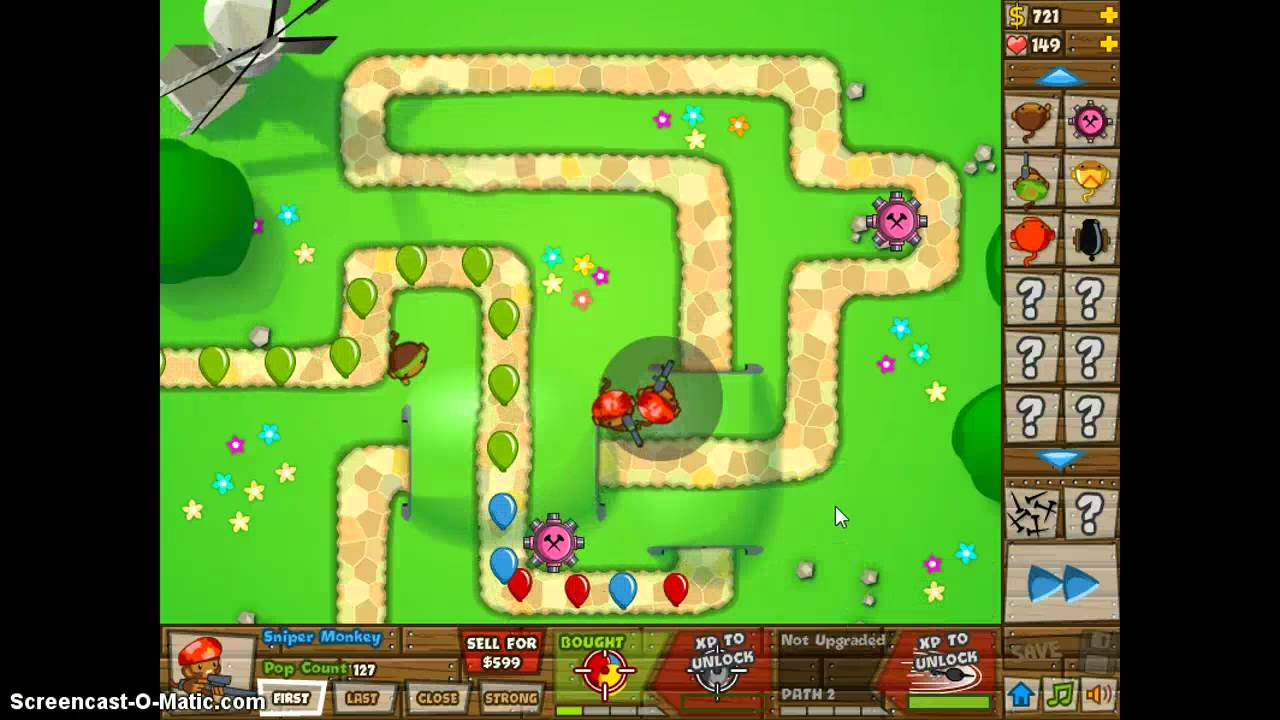 Bloons Tower Defense 5 Episode #1 Part #1 - YouTube