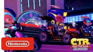 Crash Team Racing Nitro-Fueled - Pre-Purchase Trailer - Nintendo Switch