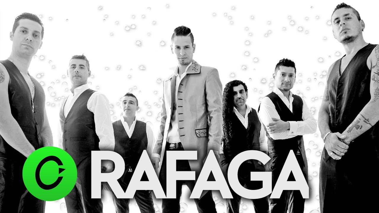 Letra de Rafaga