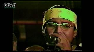 Tu No Me Calculas - Los Conquistadores De La Salsa - 4to Aniv. La Ley 2001