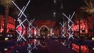видео Фестиваль культуры и искусств в Абу-Даби 2015