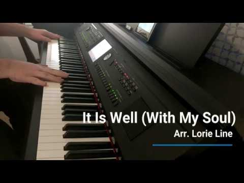 It Is Well (With My Soul) - Piano Solo
