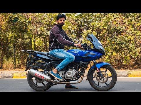 Bajaj Pulsar 220 - The Legendary Motorcycle   Faisal Khan