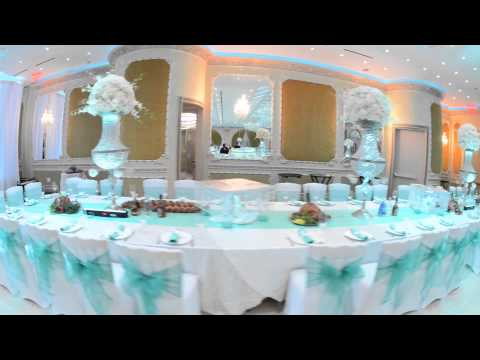 Tiffany Co Theme Decor By Vip Floral Design