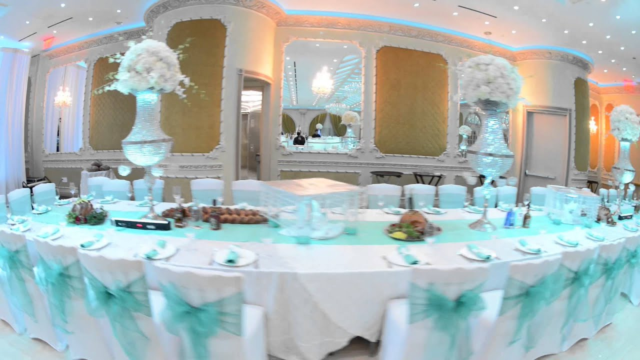 Tiffany & Co Theme Decor By VIP FLORAL DESiGN 917