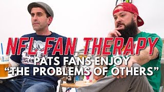 "NFL FAN THERAPY: Pats Fans Enjoy ""The Problems Of Others"" thumbnail"