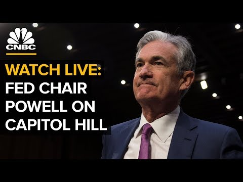 WATCH LIVE: Fed Chair Jerome Powell Testifies Before Congress — Feb. 26, 2019