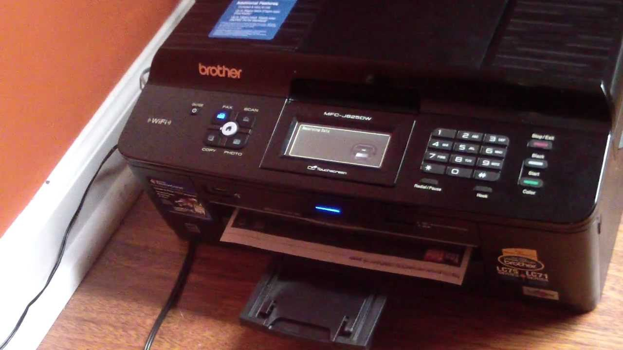 BROTHER MFC-J825DW DRIVER DOWNLOAD (2019)