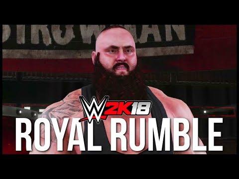 WWE 2K18 | 30 MAN ROYAL RUMBLE
