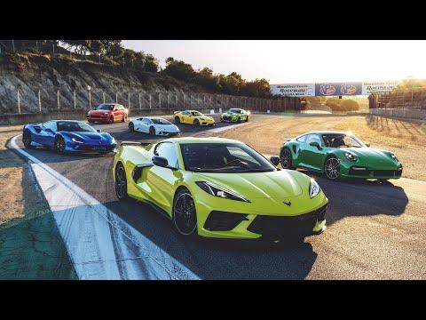 Picking the 2020 MotorTrend Best Driver's Car Winner