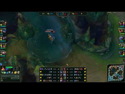 League of Legends Replay- No commentary