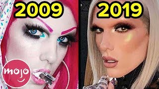 Top 10 Best 2009 vs 2019 Transformations