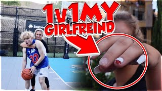 1V1 Against Girlfriend GONE WRONG!