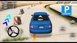 Parking Reloaded 3D - 3D Car Parking Game Sunwell County Android Gameplay Video #2