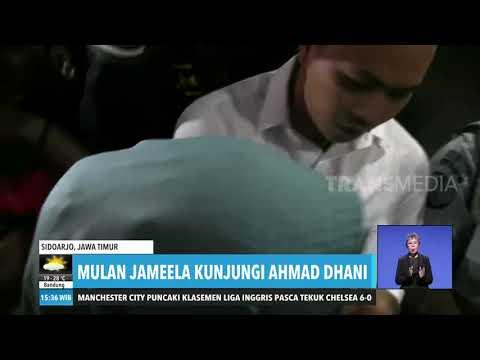 Mulan Jameela Kunjungi Ahmad Dhani Mp3