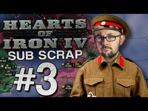 Hearts of Iron IV: Sub Scrap #3 - Defence Forces