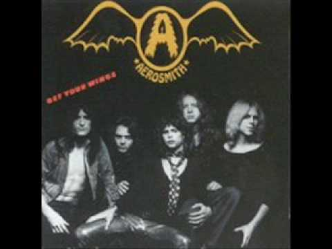 Aerosmith Get your Wings - 04 Woman of the world