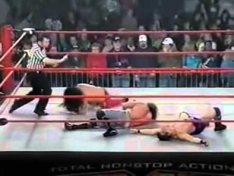 NWA TNA Weekly PPV #83   Juventud Guerrera vs Petey Williams vs Jerry Lynn