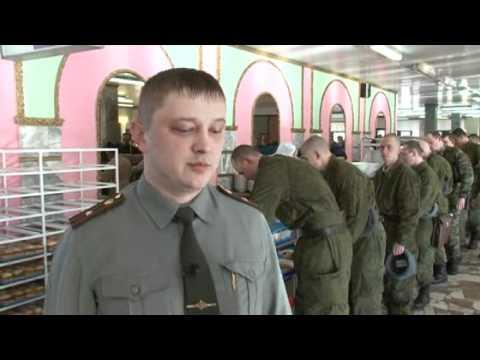 Специальный репортаж: железнодорожные войска