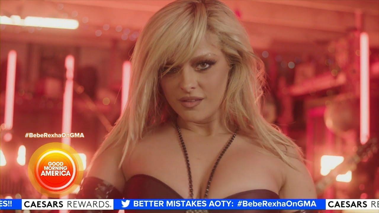 Bebe Rexha - I'm a Mess / Break My Heart Myself [LIVE on Good Morning America]