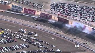 Dan Wheldon Fatal Crash: Live, Replays, and Announcement (HD)