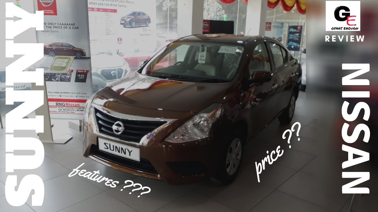 Nissan Sunny Xl 2018 Edition Most Detailed Review Interiors