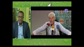 100%FOOT (Limogeage de hugo Broos) Equinoxe tv du 05 12 2017