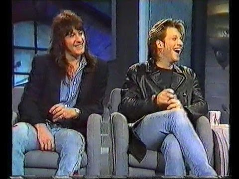 "Bon Jovi at ""Tonight Live with Steve Vizard"" 1992 [FULL]"