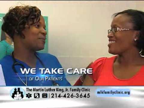 MLK Family Clinic Promo