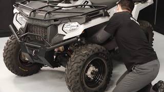 Sportsman 570 Battery Removal and Installation | Polaris Off Road Vehicles