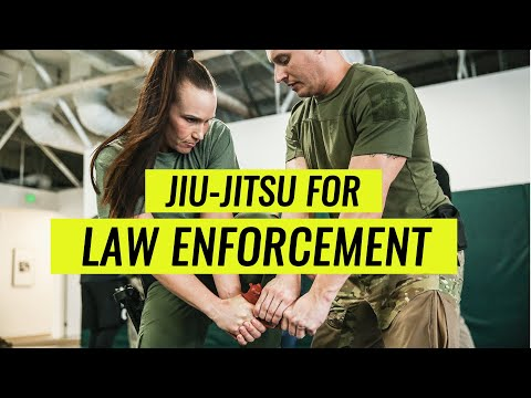 GST - Jiu-Jitsu for Law Enforcement (Official Gracie University Intro Class)