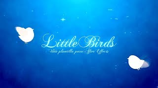 Proyecto para After Effects: Little Birds