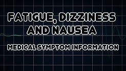 hqdefault - Nausea Back Pain Abdominal Pain And Dizziness