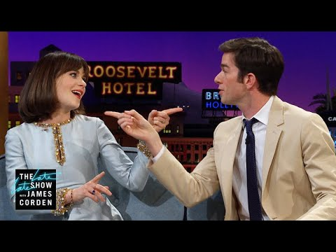 From Mother's Day to Mushrooms w John Mulaney & Zooey Deschanel