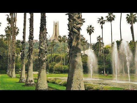 هذا هو مشروعي في رمضان المبارك | حديقة التجارب الحامة | الجزائر