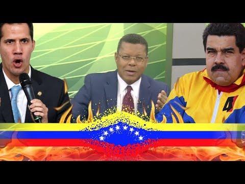 Que está ocurriendo en Venezuela ahora mismo con Nicolás Maduro y Juan Guaidó - 1/2
