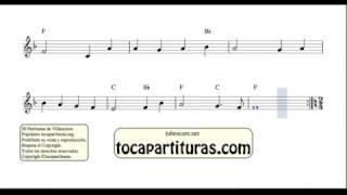 50 Partituras de Villancicos Video para Saxofón Tenor y Soprano Sax Libro PDF en Si bemol