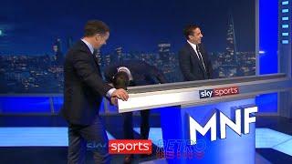 Gary Neville & Jamie Carragher argue over Paul Pogba
