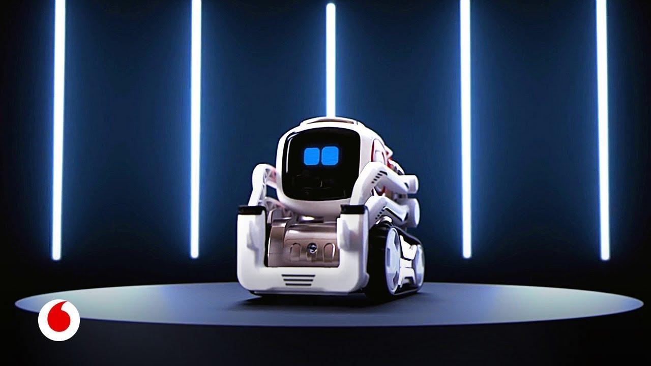 Cozmo, la mascota robótica que tiene emociones