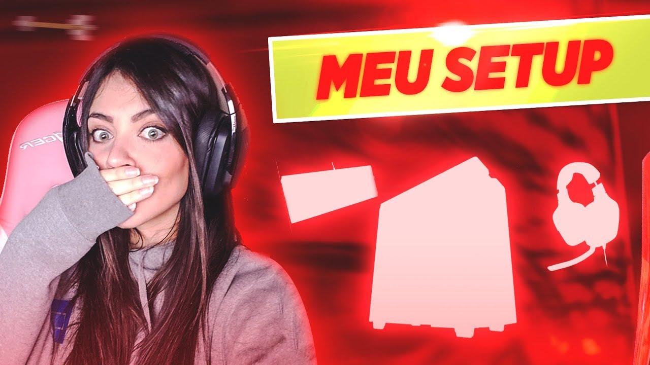 MII ESQUIERDO - MEU SETUP GAMER 2019 (PC gamer e equipamentos)