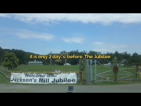 Travel West Virginia from Weston drive thru historic Jackson's Mill to Broad Run