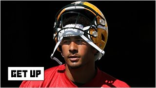 Should the Packers be worried about Jordan Love's training camp struggles? | Get Up