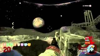 Cod: Bo: Zombies: Moon Destroying The Earth