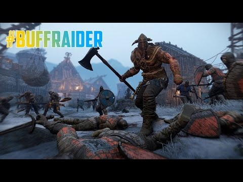 For Honor - #BuffRaider - Join the Chat! Playing with Viewers
