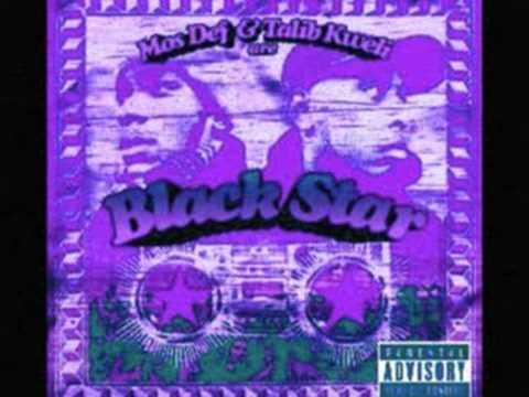 Black Star - Brown Skin Lady (Chopped & Screwed by Zone Six)