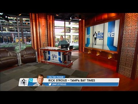 Rick Stroud of The Tampa Bay Times Discusses Buccaneers Firing of Head Coach Lovie Smith - 1/7/16