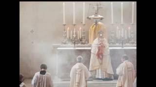 Bộ Lễ Giờ Chầu Thánh Thể
