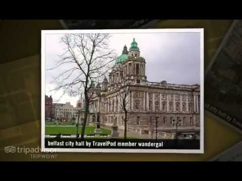 City Hall - Belfast, Northern Ireland, United Kingdom