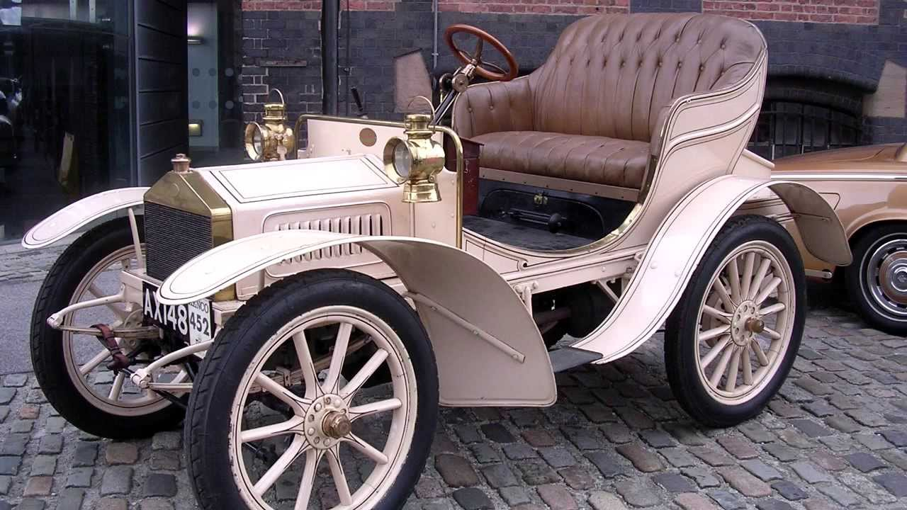 Rolls Royce Classic Cars PT1 1905 -1936 - YouTube