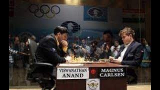 Niezależnie od tego jak piękny mamy plan gry, czasem trzeba go zweryfikować: Anand vs. Carlsen, 2013